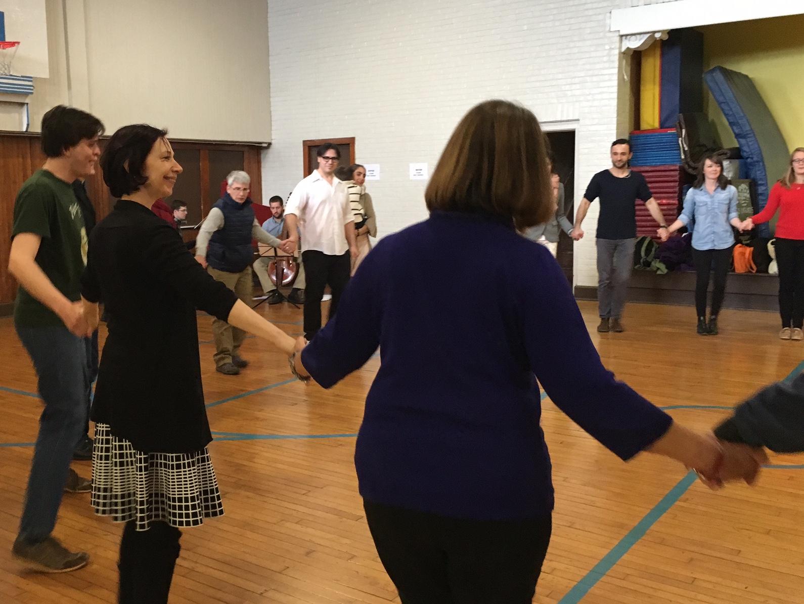 Baroque Dance Workshop