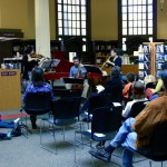 Presentation at Carnegie West Library