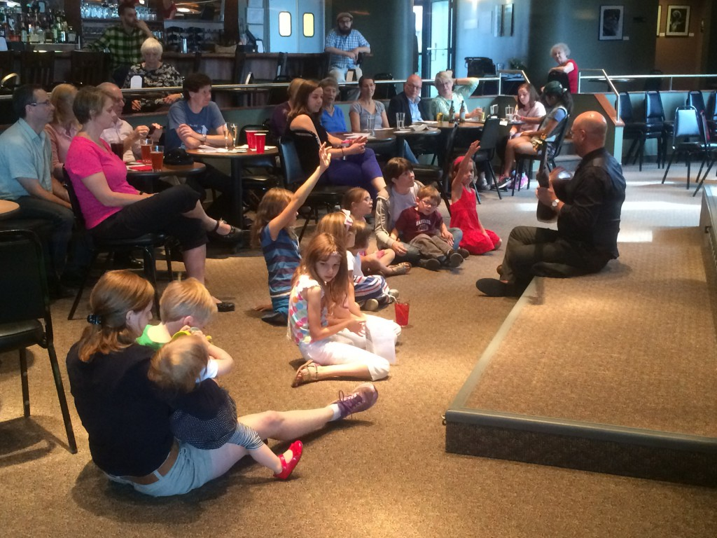 Family Concert at the BOP STOP