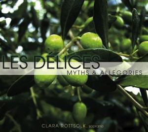 Les Delices Myths & Allegories