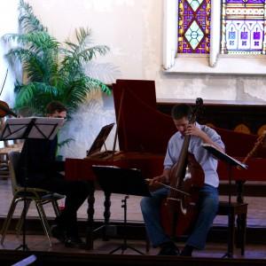 Open Rehearsal at St. John's Church